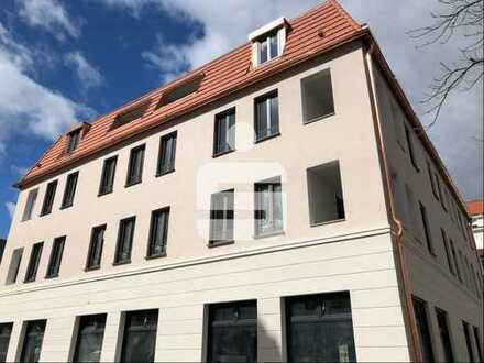 Dachgeschosswohnung im Zentrum Ingolstadts