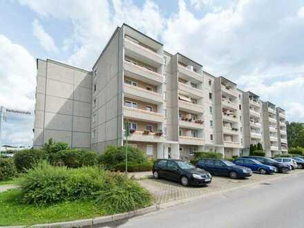 Renovierte, teilmöblierte Erdgeschosswohnung mit einem Zimmer und EBK in Bernau bei Berlin