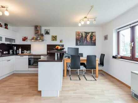 Charmante Wohnung mit gemütlicher Wohnküche