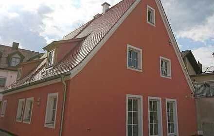 Neues Altstadthaus in Berching