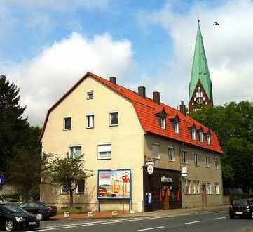 Schönes 3 Zi.-Appartement (Altbau) mit Einbauküche, ruhige Hofseite, nähe Meyers Garten (ca. 400m)