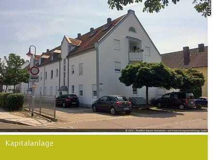 Kapitalanlage im Ortszentrum von Untermeitingen