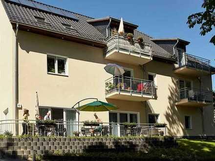 3- Zimmer Wohnung mit Balkon, EBK und Fußbodenheizung in Woltersdorf