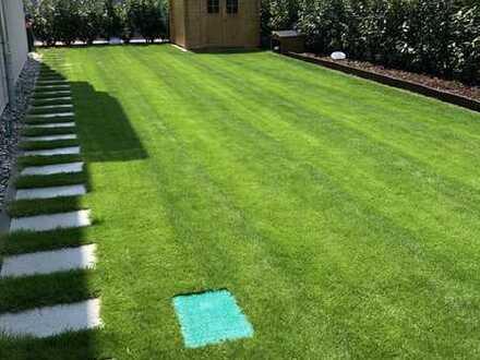 Traumhafte 4 Zi. Garten Wohnung mit hochwertiger Ausstattung
