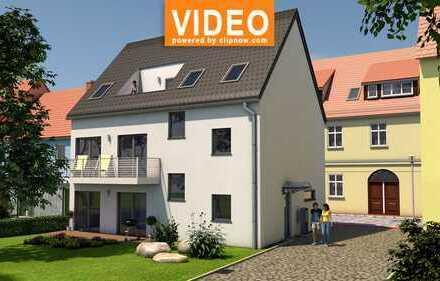 Neubau von 3 Eigentumswohnungen in der Altstadt Wolgast