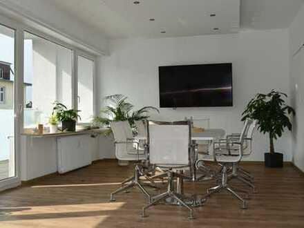 **Moderne Büroetage in Top Lage (ca. 300qm)**