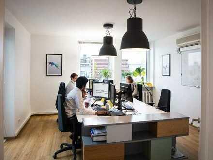 Nachmieter für modernes 119m² Büro in der KA Innenstadt gesucht