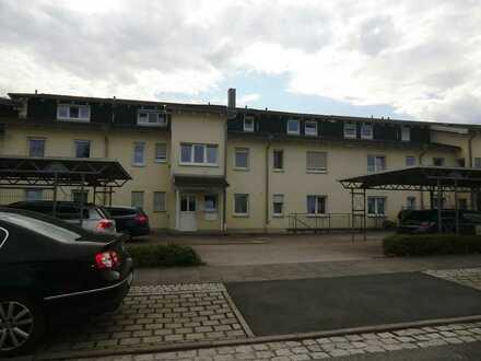 Gepflegte 3-Zimmer-Wohnung mit Balkon in ruhiger Lage mit Vesteblick