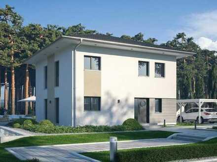 Hier entsteht ein neues Traumhaus - individuell geplant nach Ihren Wünschen - Version mit Keller