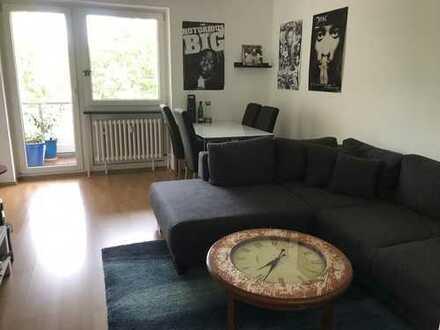 Helle 3-Zimmer-Wohnung mit Balkon in Dortmund Kley