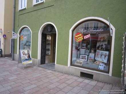TOP Lage in der Reichsstraße von Donauwörth als Büro oder Ladenfläche mieten!