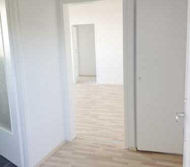 Frisch sanierte 3-Zimmer-Wohnung mit wunderschönem Weitblick!