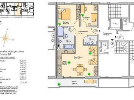 Hochzoll Neubau 4 ZKB Wohnung in TOP Lage incl. Küche