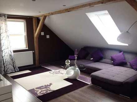 Schöne, zentrumsnahe 2-Zimmer-Loft-Wohnung mit Einbauküche in Celle