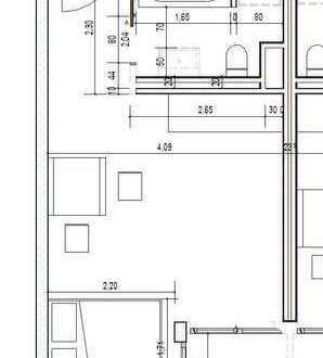 Erstbezug mit EBK und Balkon: stilvolle 1-Zimmer-Wohnung in Euskirchen