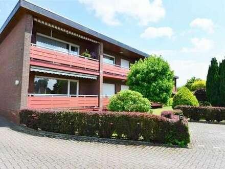 Siedlungslage ! 3 ZKB Erdgeschosswohnung mit Balkon zum 01.07.2020