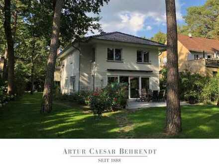 Bezugsfrei: neuwertiges Einfamilienhaus mit sehr hochwertiger Ausstattung