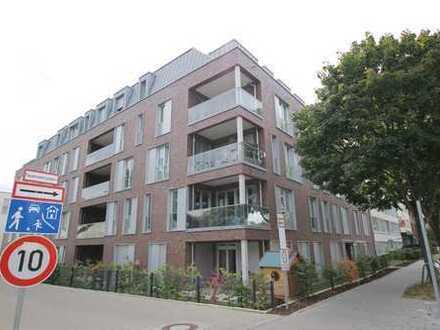 Urbanes Wohnen in Flehe--Aachener Platz--Zeitlose Architektur--Balkon--Aufzug--Tiefgarage