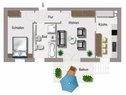 Modernes Laminat - Tageslichtbad mit Dusche+Wanne / TOP Lage ! Jetzt Termin vereinbaren!!