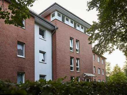 *WBS erforderlich- Vier-Zimmer-Wohnung für eine kleine Familie*