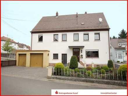 Solide gebautes Wohnhaus mit viel Wohnfläche