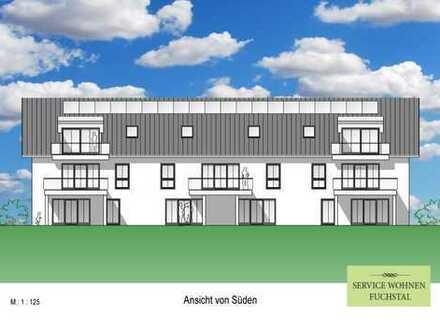 Neubau in Pürgen/Landsberg: Schicke Wohnanlage mit 9 Wohneinheiten und TG - direkt vom Bauträger W1