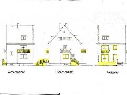 Erstbezug nach Sanierung: großes 8-Zimmer-Haus in Nürnberg nähe Dutzendteich