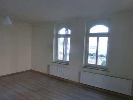 große 4-Raum-Wohnung mit Wohndiele, Gäste-WC und Balkon