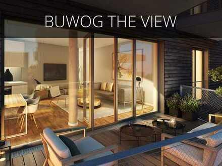 BUWOG The View - Innovative 3-Zimmer-Wohnung auf ca. 85 m² mit zwei Bädern und Balkon