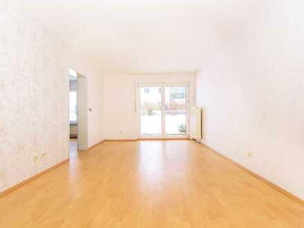 Tolle 2-Zimmer EG-Wohnung in Münsingen