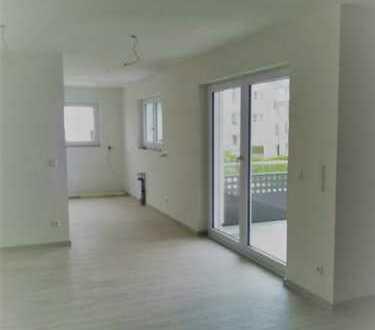 (Prov 3%) Neubau: Exklusive, 2 Zimmer-Wohnung mit Küche, Balkon, Randlage