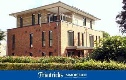 Neubau-Penthousewohnung mit Dachterrasse in Bad Zwischenahn - Zentrum