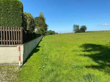 Angrenzend an ein Wohngebiet - Landwirtschaftliche Fläche