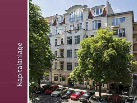 Vermietete Einzimmerwohnung unweit des Adenauer Platzes