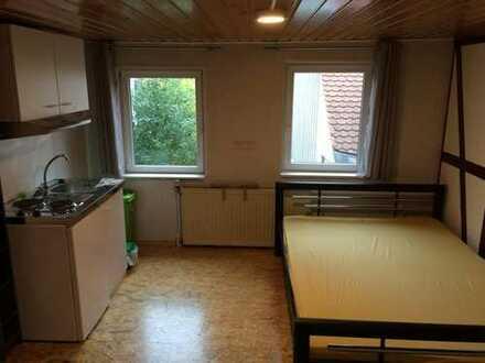 GÄGA OG1Z1 möbliertes Zimmer mit Single Küche und WLAN