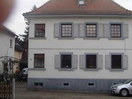 Haus mit viel Charme und zahlreichen Gestaltungsmöglichkeiten.