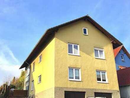 Bolanden: Freistehendes Mehrfamilienhaus mit 3 Eigentumswohnungen