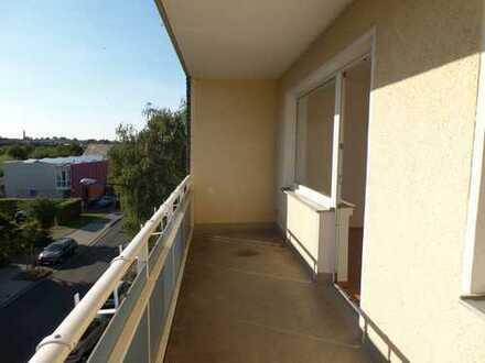 3 Raumwohnung mit Balkon