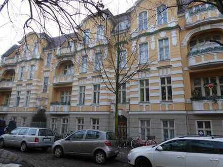 3,38% Rendite -Top Kapitalanlage-vermietete-Altbauwohnung in bester Lage in Potsdam