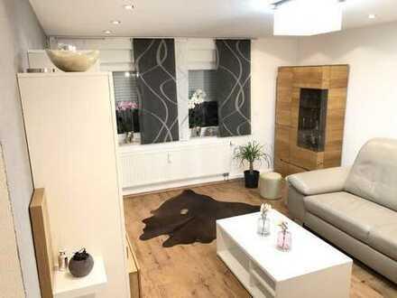 *sanierte, zentrale 3-Zimmer Wohnung mit Garage & Balkon Pforzheim Oststadt*