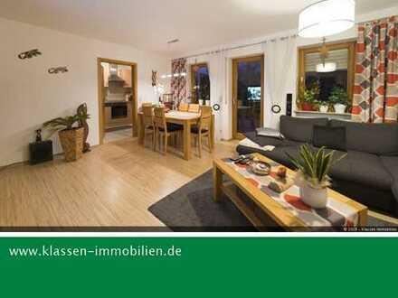 Clever aufgeteilte 3-Zimmer-Wohnung in ruhiger Lage