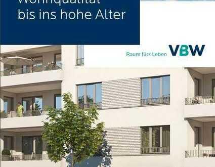 Neubauwohnungen für Senioren mit WBS am Wattenscheider Stadtpark