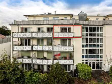 Top-Appartement in Bad Honnef mit Traumblick