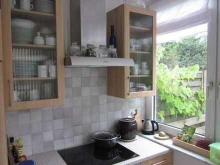Gepflegte 2-Zimmer-Wohnung mit Garten - Nadorster Straße