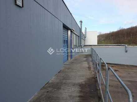 Große Lager- und Produktionshalle mit 17.000 m²