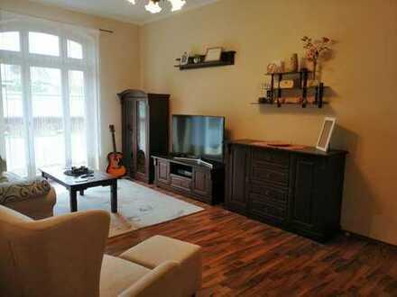 Günstige, gepflegte 2-Zimmer-Wohnung mit Balkon und EBK in Weißwasser
