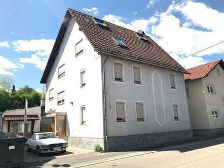 Gepflegtes Mehrfamilienhaus mit Gewerbeeinheit und großem Grundstück zentral in Baiertal
