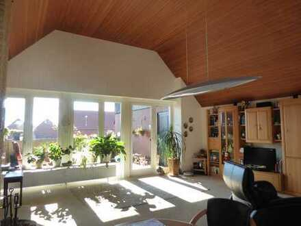 Penthousewohnung mit zusätzlicher Ausbaureserve und traumhaften Ausblicken!