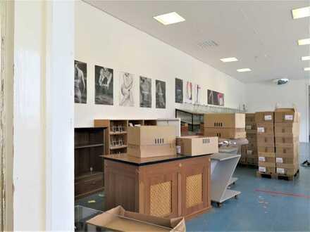 Halle für vielseitige Nutzung/auch Einzelhandel in Mindelheim