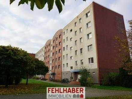 Frei werdende 4-Raum-Wohnung mit Balkon, Vollbad und Einbauküche in Greifswald